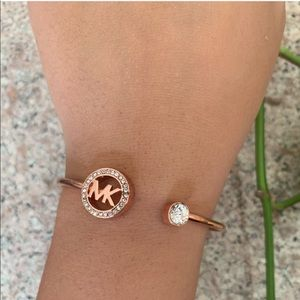🌼MK Adjustable RoseGold Bracelet!